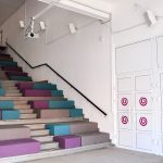 Креативное пространство Лестница