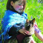 История особенной девочки и особенной кошки