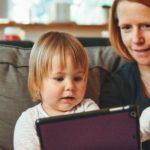 Мамы помогают мамам: презентация мобильного приложения