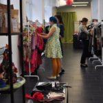 Открытие благотворительного магазина «Charity Shop»
