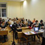Мы обсудили социальные проекты СМИ на журфаке МГУ