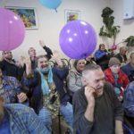 Знакомство с фондом «Старость в радость»