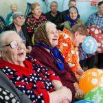 Встреча-знакомство с фондом «Старость в радость»