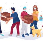 Онлайн-дискуссия «Помощь и добрососедство в России во время пандемии»