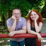 #НеПростоВстреча с писателями Андреем Жвалевским и Евгенией Пастернак